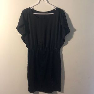 Black dress by The Limited
